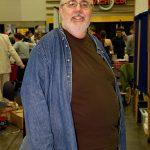 Kurt Busiek of Astro City at the Stumptown Comics Festival.